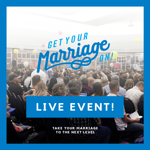 Get Your Marriage On! Live Event