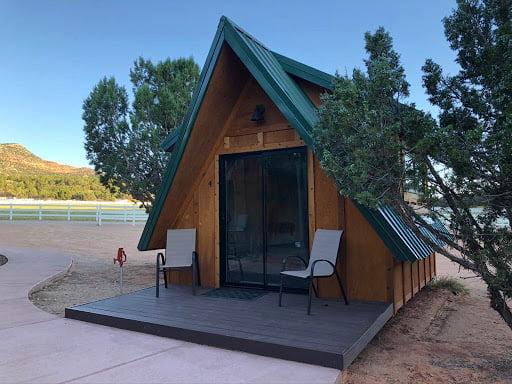 Enjoy a private retreat